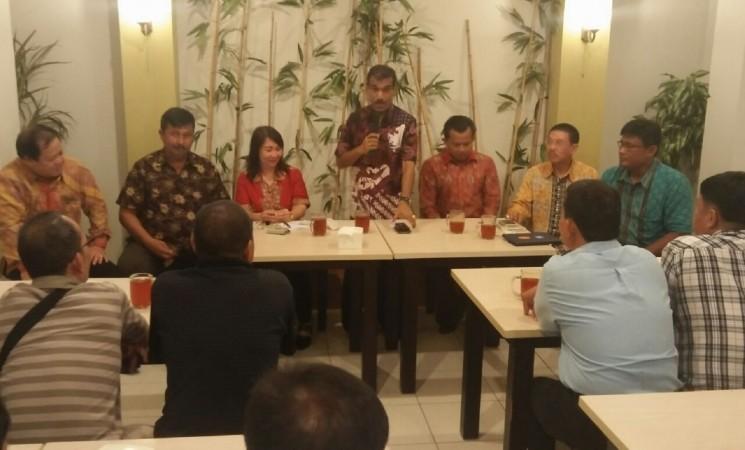 Pertemuan dengan warga Buddha di kota Bekasi